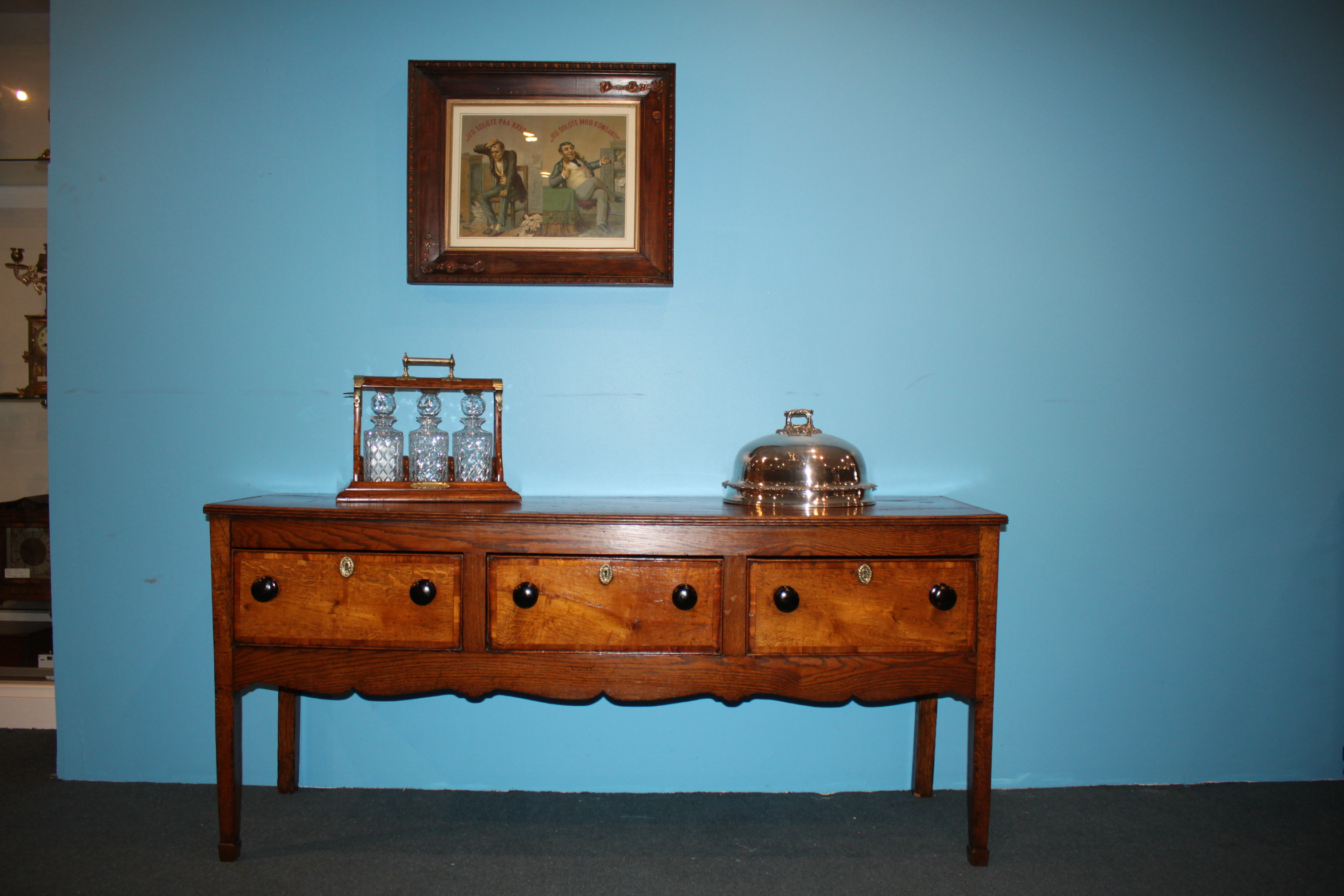 Early English Side Table